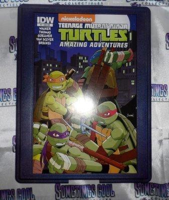 Customized Comic Frame : Teenage Mutant Ninja Turtles