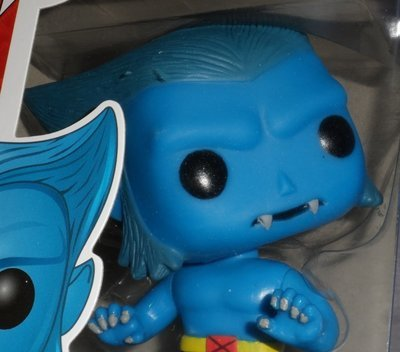 Funko Pop #21 Beast of the X-Men