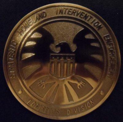 S.H.I.E.L.D. Pinback Badge