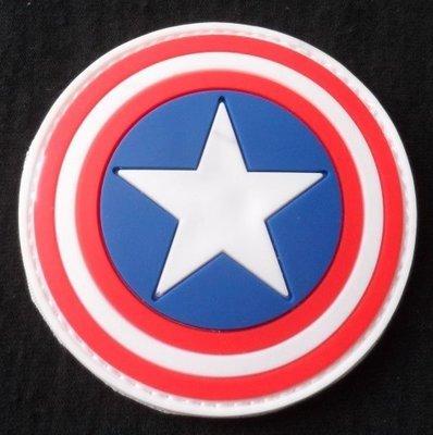 Captain America Shield Patch