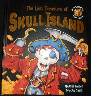 The Lost Treasure of Skull Island