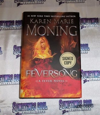 Feversong : A Fever Novel #9 - Signed 1st Edition
