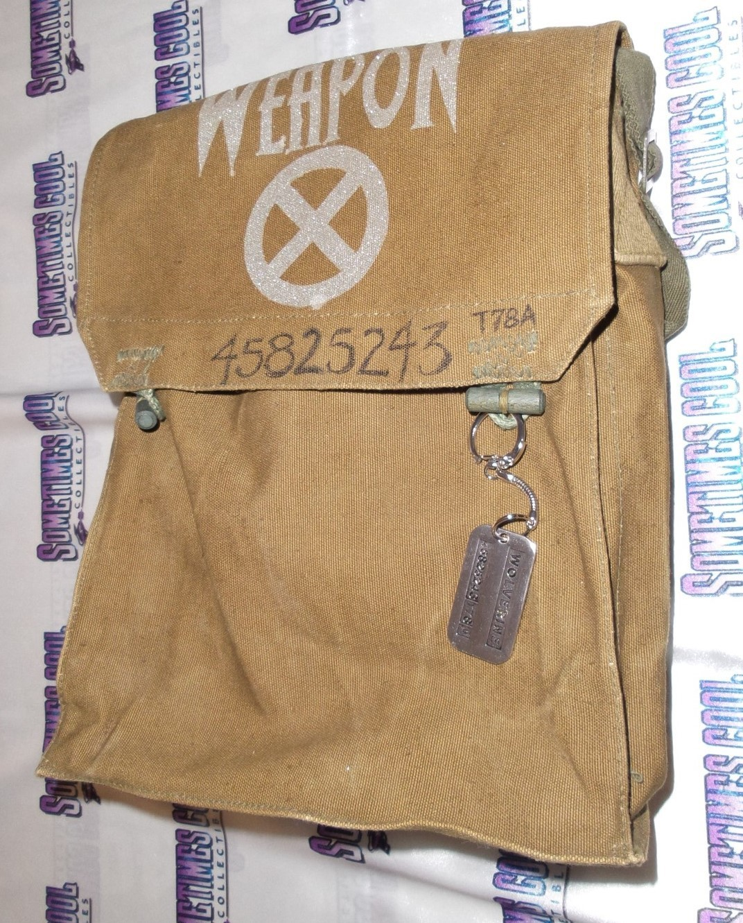 Weapon X Satchel
