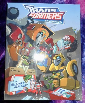 Transformers Animated -AllSpark Almanac II