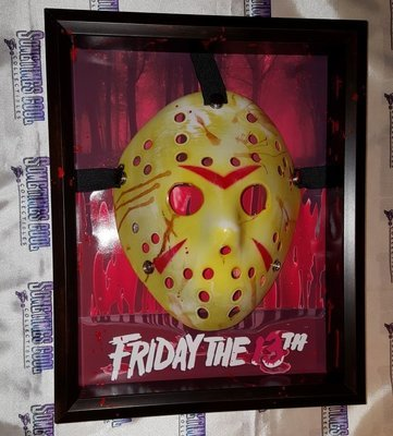 Friday the 13th Shadowbox