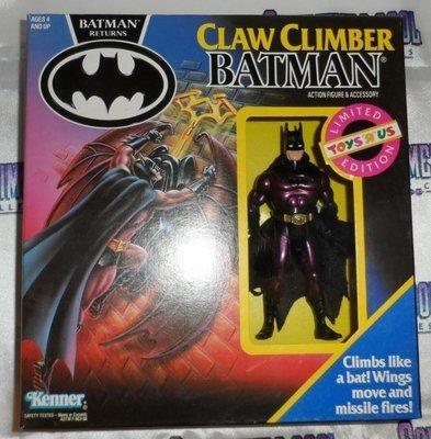 Batman Returns : Claw Climber
