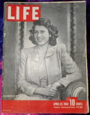 Life Magazine April 24, 1944 edition