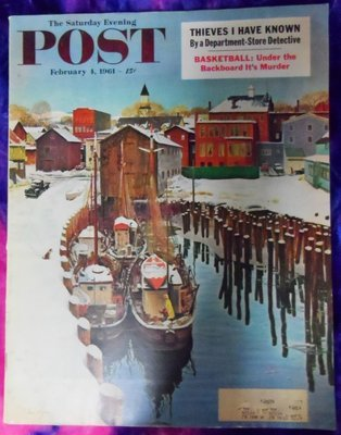 The Saturday Evening Post 02/04/1961
