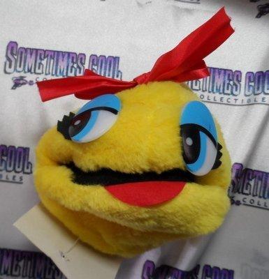 Ms. Pac-Man Puppet