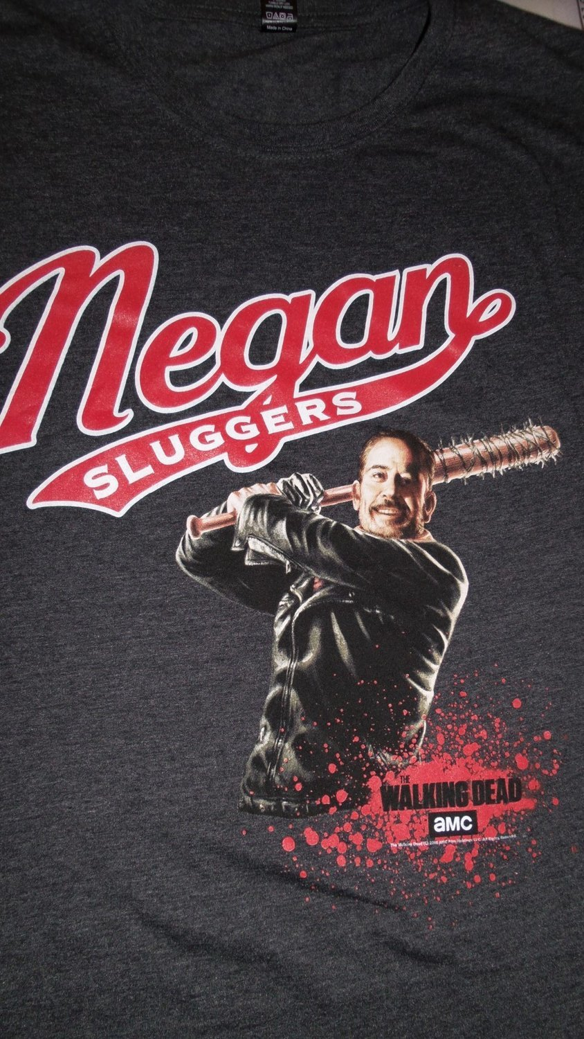 "Walking Dead ""Negan Sluggers"" T-Shirt"