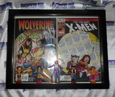 Days of Future Past Shadowbox