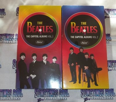 The Beatles : The Capitol Records Volume 1 & 2