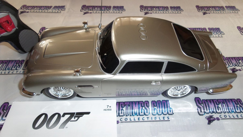 007 Aston Martin DB5 Remote Control Car