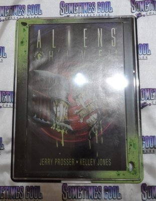 Customized Comic Frame : Aliens Hive #3
