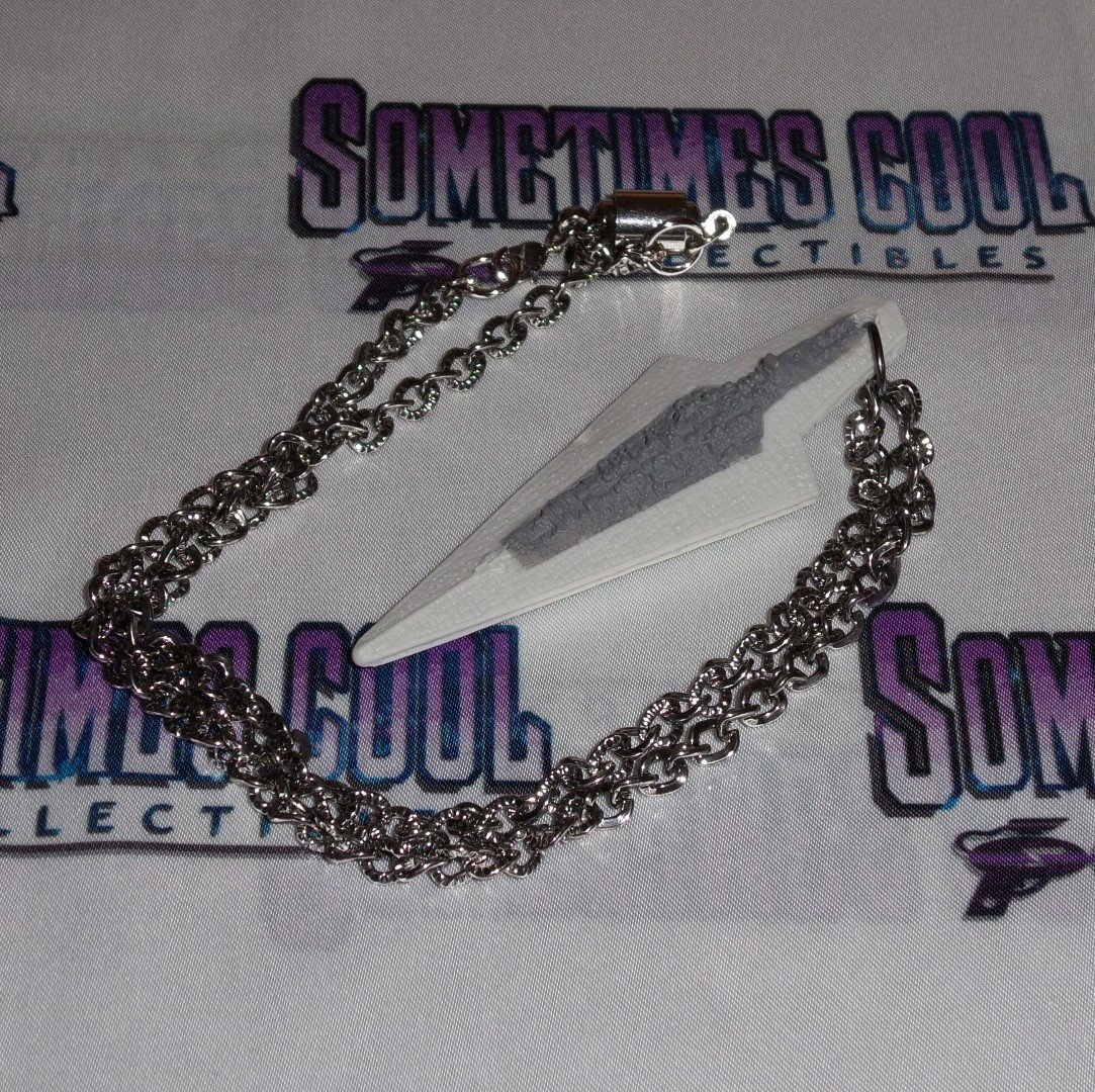 Star Wars : Super Star Destroyer Necklace