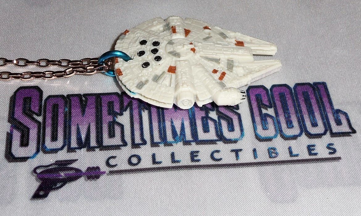 Star Wars : Millennium Falcon Necklace