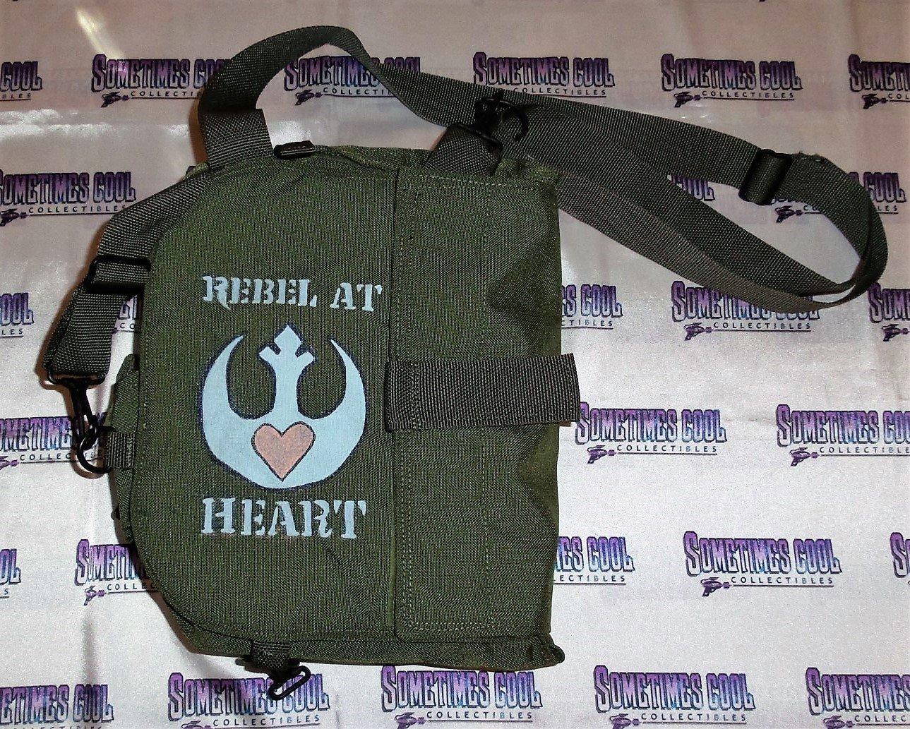 "Star Wars ""Rebel At Heart"" Satchel"