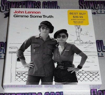 John Lennon : Gimme Some Truth : Box Set