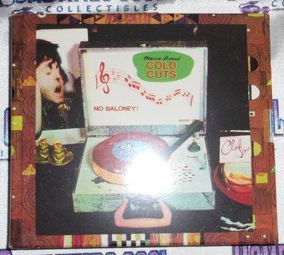 Paul McCartney : Cold Cuts - NO BALONEY!