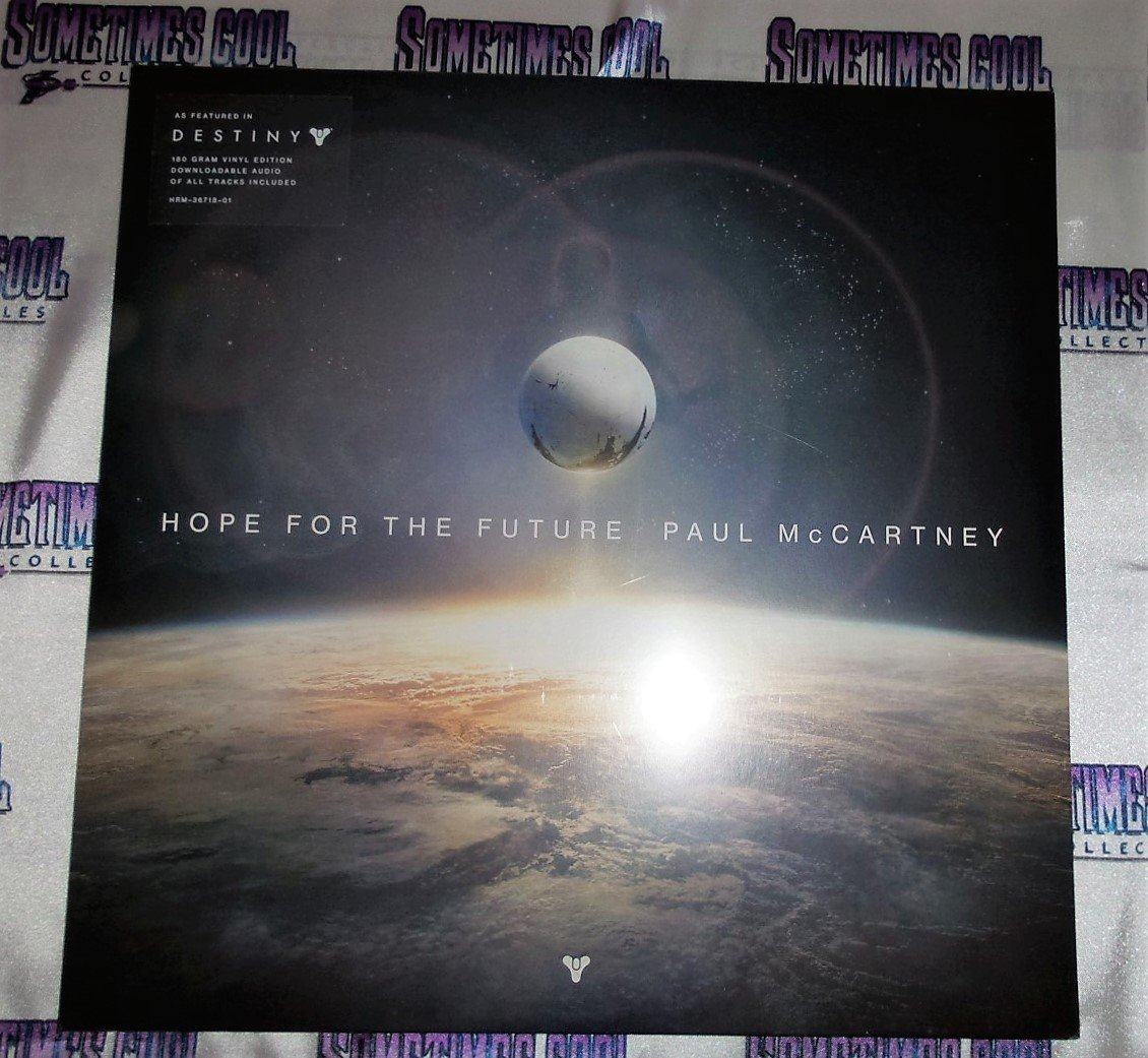Paul McCartney : Hope For The Future Vinyl LP