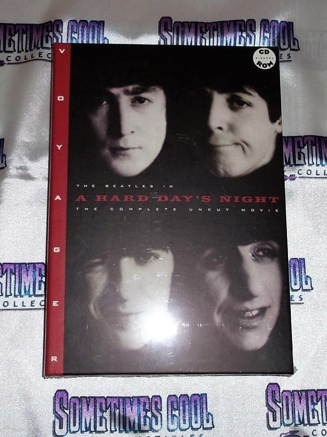 the Beatles : Hard Day's Night CD-Rom