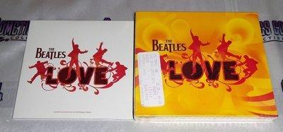 the Beatles : LOVE - CD set