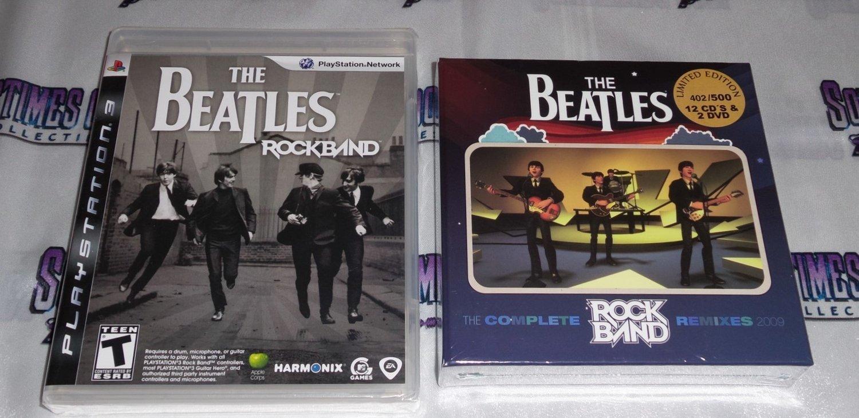 the Beatles : Rockband Set