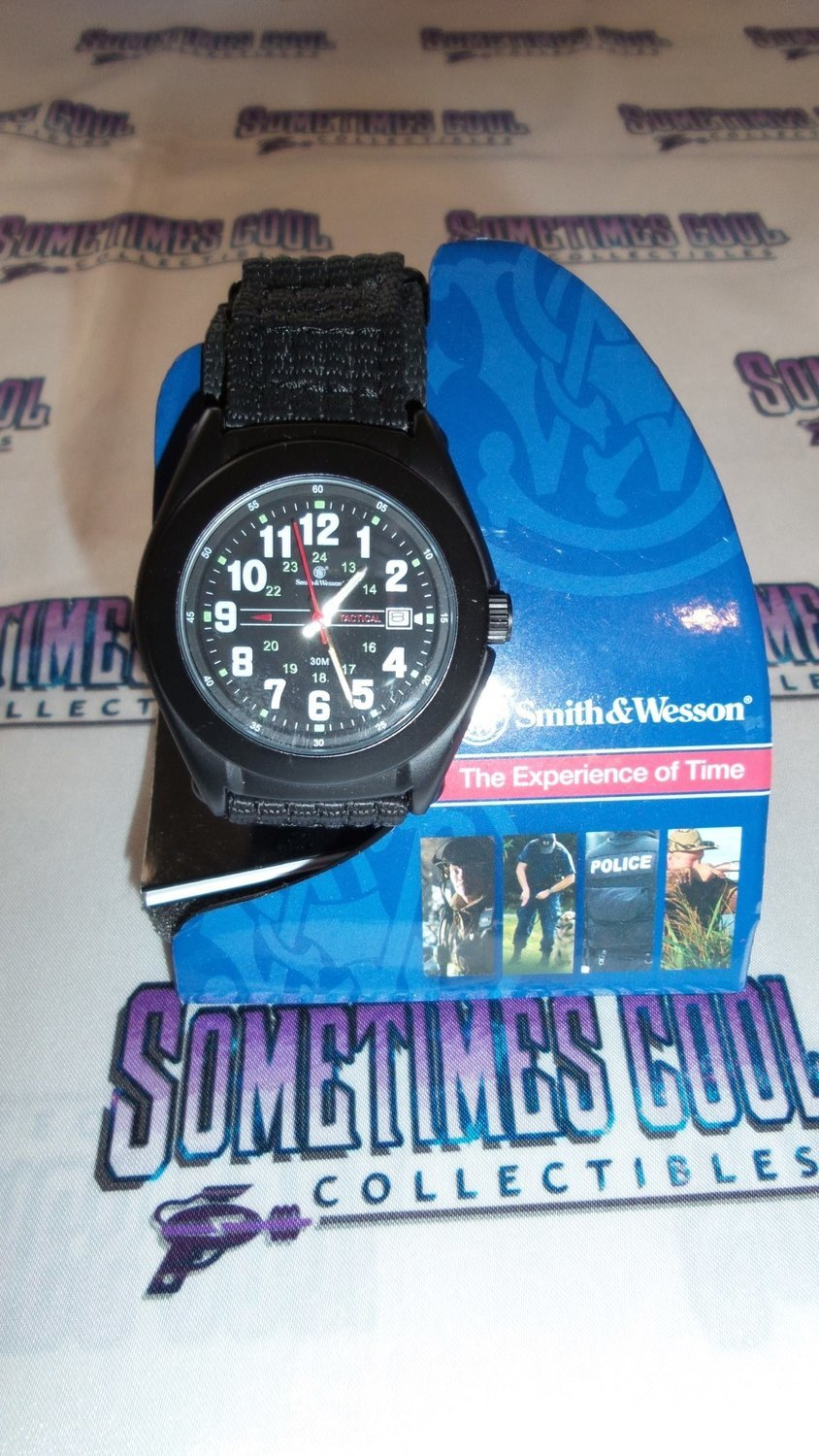 Smith & Wesson Tactical Wristwatch