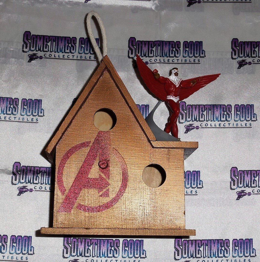 the Avengers Falcon's Birdhouse