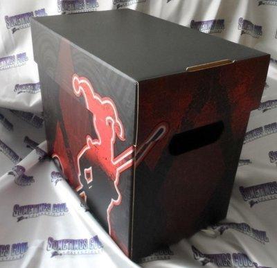 Madame Jester Comic Book Mini Storage Box