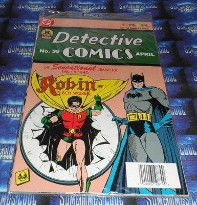 Detective Comics # 38 : Toys R Us variant