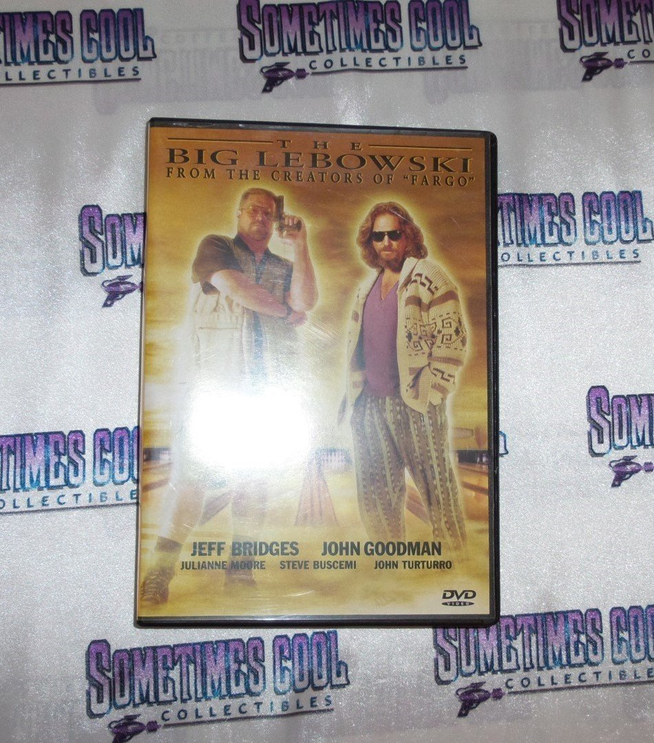 the Big Lebowski : DVD