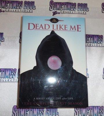 Dead Like Me : Season One : DVD