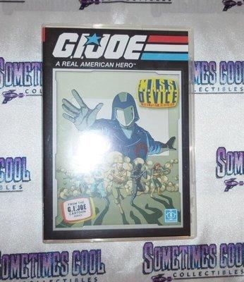 G.I. Joe : M.A.S.S. Device Mini-Series