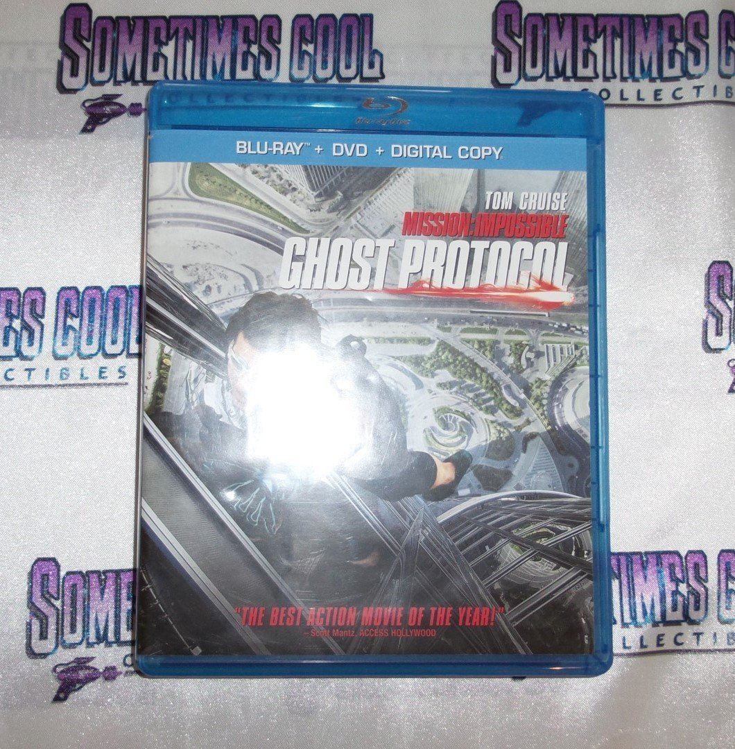 Mission Impossible - Ghost Protocol : BluRay