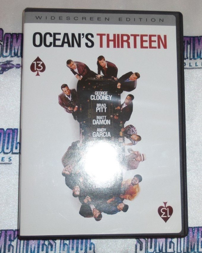 Ocean's Thirteen : DVD