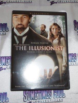 The Illusionist : DVD