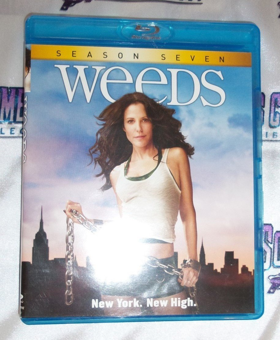 Weeds - Season 7 : BluRay