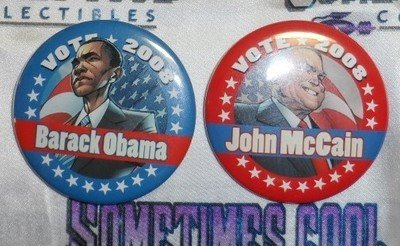 IDW Campaign Buttons 2008