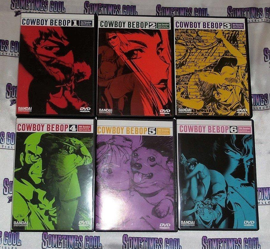Cowboy Bebop Sessions Set