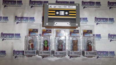 Guardians of the Galaxy Pin Mates Set