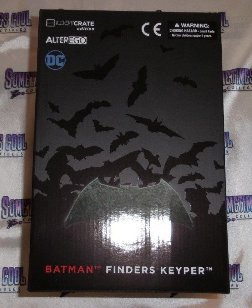 Batman Finders Keyper Figurine