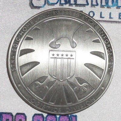 S.H.I.E.L.D. Badge (CLIP-ON)