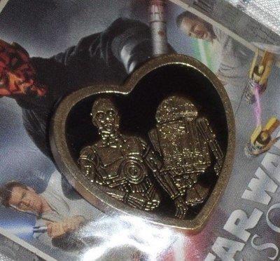 Star Wars The Phantom Menace Charity Pin