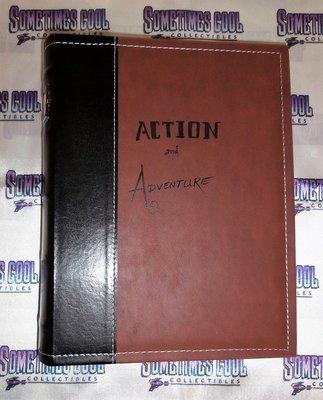 Action & Adventure DVD Binder w/ 20 Films!