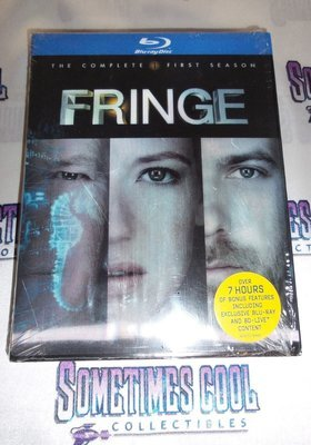 Fringe : Season One BluRay