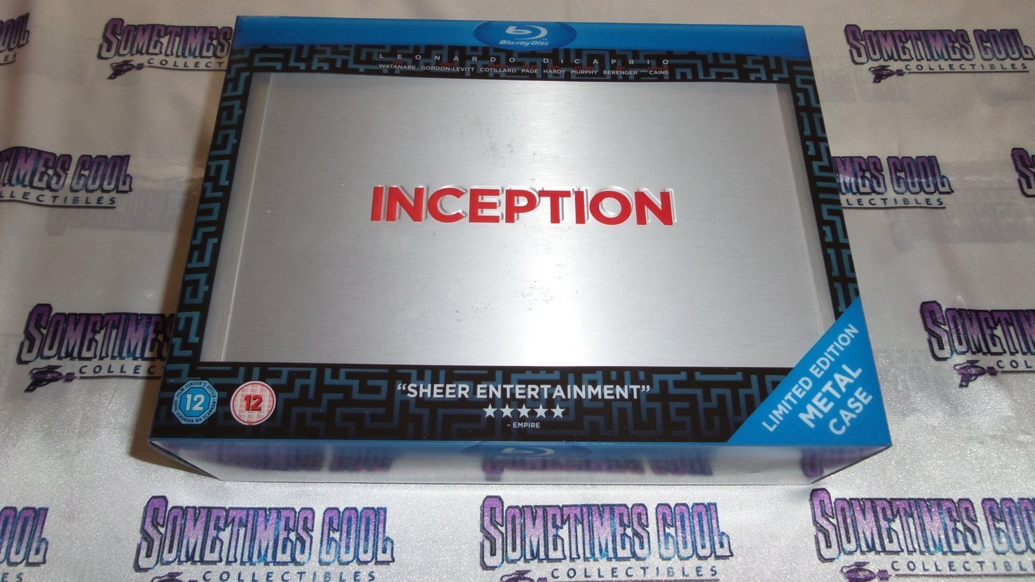 Inception BluRay : Briefcase Edition (U.K.)