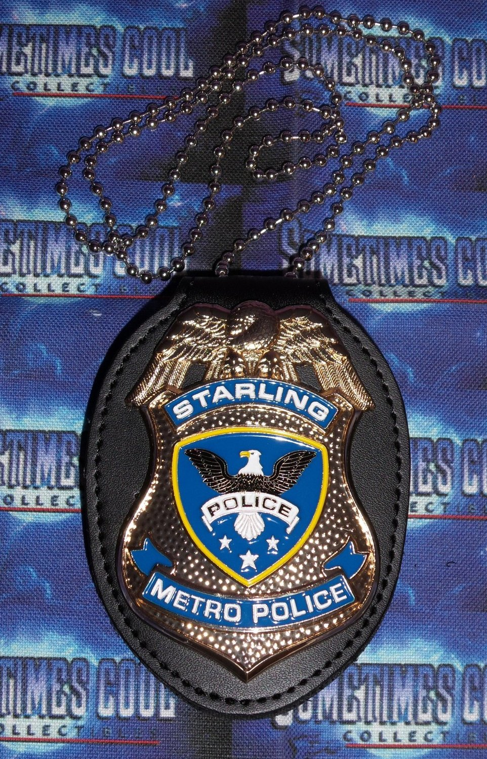 The Arrow : Starling City Police Badge