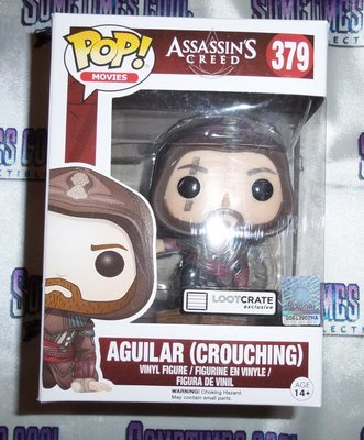 Assassin's Creed Funko Pop! #379 : Aguilar (Crouching)