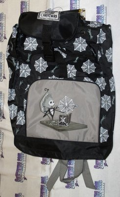 Nightmare Before Christmas : Skellington Backpack